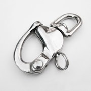 Swivel Snap Shackle With Eye