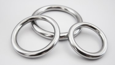Welded Round Ring Detail