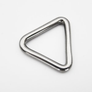 Welded Triangle Ring